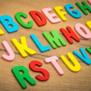 ABC Letters Primary School Learning Materials