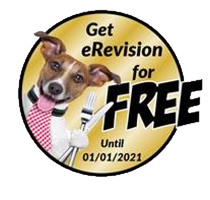 dog sticker free e-revision