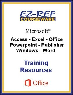 Microsoft Office Courseware EZ-Ref